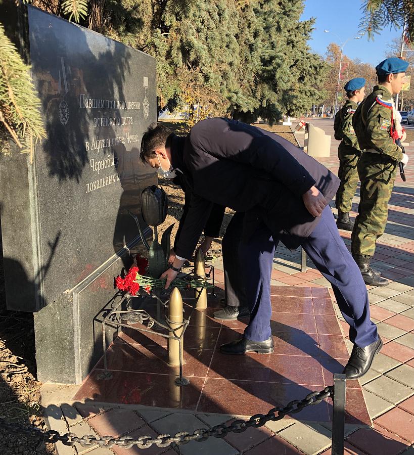 11 декабря - День памяти погибших в вооруженном конфликте в Чеченской Республике